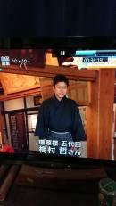 昨日、テレビ番組なないろ日和にて当館が紹介されました(*^-^*)