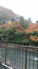 雨の日の環翠楼