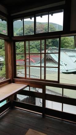 別館3階からの景色